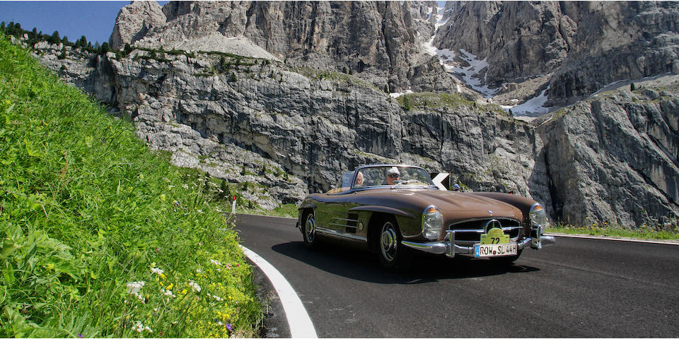1960 Mercedes-Benz 300 SL (W198) Chassis no. 198042-10-002539 Engine no. 0198980-10-002544
