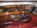 Anciennement propriété de SAR le Maharajah de Jaipur,Bentley Type R 4½-Litre Coupé 1954