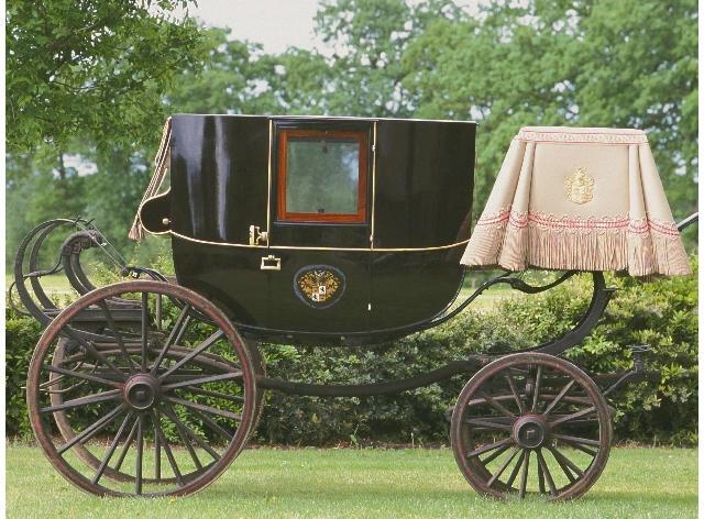 c.1825 C Spring Town Coach