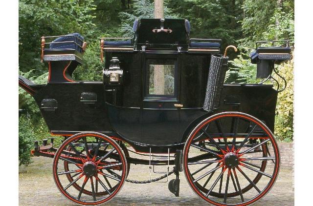 c.1880 Park Drag