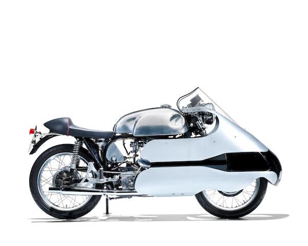 Norton-Velocette 499 cm3 Model 99/Venom Special c.1959 Frame no. P1483910 Engine no. VR1012