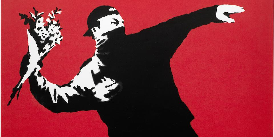 The Steve Lazarides Collection: Banksy Prints from the Artist's Former Agent