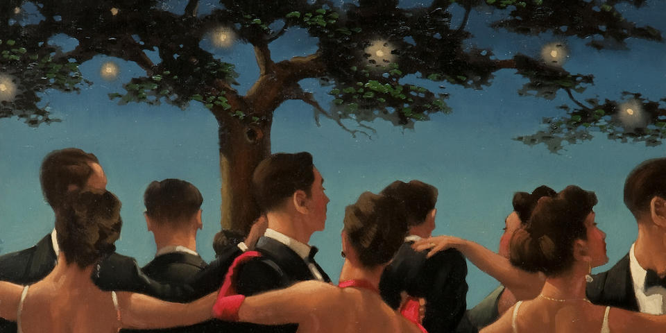 Jack Vettriano: An Unrivalled Private Collection at Auction in Edinburgh