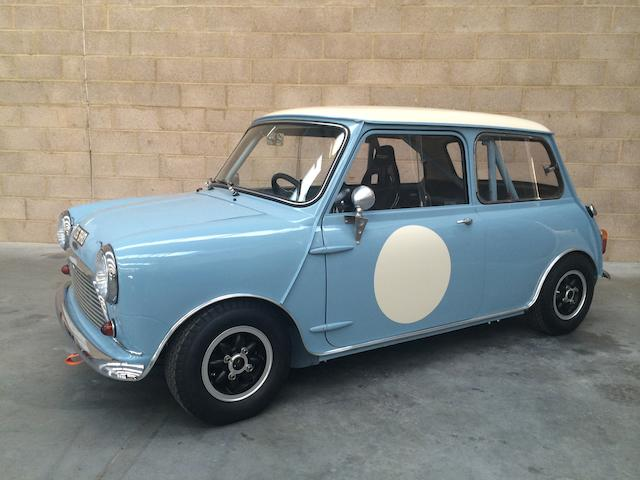 1961 Austin Mini Competition Saloon to 'Cooper S' Specification  Chassis no. AA2S7 94335