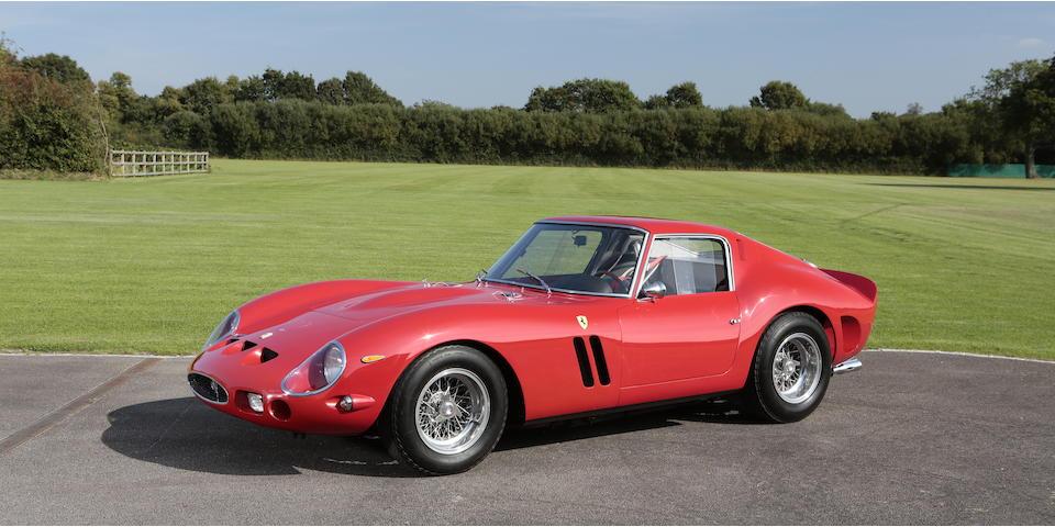 1962 Ferrari 250 GTO Re-creation  Chassis no. 4087GT