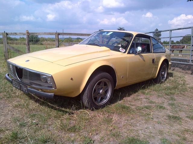 1970 Alfa Romeo GT 1300 Junior Z Coupé  Chassis no. AR1800525