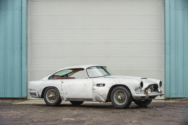 1962 Aston Martin DB4 Series IV Sports Saloon Project  Chassis no. DB4/831/R Engine no. DB4/859
