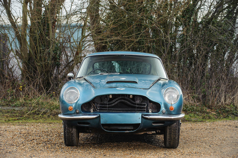 1967 Aston Martin DB6 Sports Saloon Project  Chassis no. DB6/3098/R Engine no. 400/3135