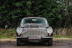 1966 Aston Martin DB6 Vantage Sports Saloon Project  Chassis no. DB6/2827/R Engine no. 400/2825/V