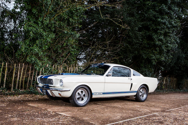 Left-hand drive,1965 Ford Mustang Shelby GT350 Coupé  Chassis no. SFM6S155 Engine no. 5R09K242435