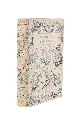 RANSOME (ARTHUR) Swallowdale, FIRST EDITION, Jonathan Cape, 1931