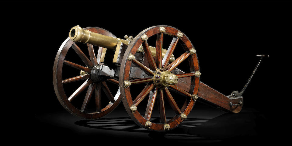 Tiger of Mysore Tipu Sultan's weaponry makes £6 million