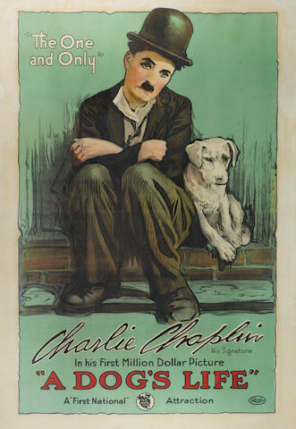A Dog's Life,  First National, 1918,