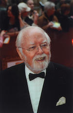 A large collection of private and press photographs many featuring Richard Attenborough, various dates, qty