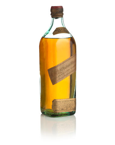 Johnnie Walker Old Highland Whisky-Early 20th Century