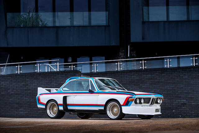 1972 BMW 3.0 CSi 'Wide Body' Coupé  Chassis no. 2230313 Engine no. 1270006
