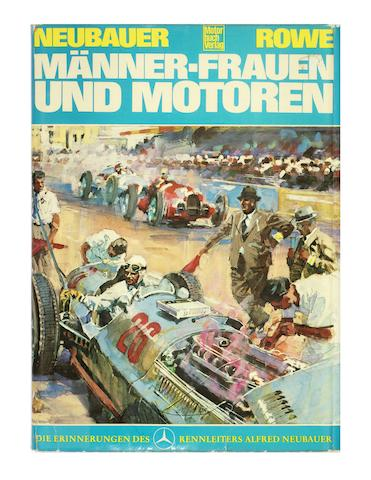 ALFRED NEUBAUER & HARVEY T ROWE: MÄNNER, FRAUEN UND MOTOREN