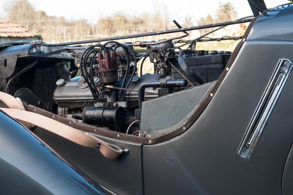 1939 Frazer Nash-BMW 328 Sports  Chassis no. 85.415