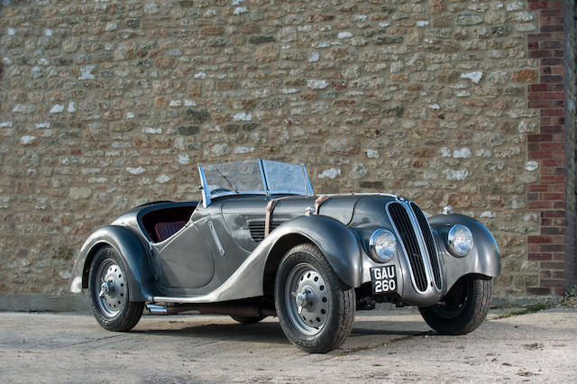 1939 Frazer Nash-BMW 328 Sports  Chassis no. 85.415