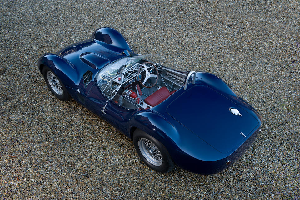 1960-Type Maserati Tipo 60/61 'Birdcage' Sports-Racing Re-creation By Crosthwaite & Gardiner  Chassis no. 2478 Engine no. 2478