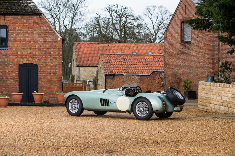 Ex-works; L'Écurie du Lapin Blanc; 1949 Le Mans,1947 HRG Le Mans Lightweight Sports  Chassis no. 92 Engine no. M0095