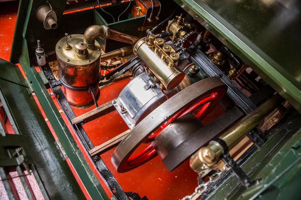 1900 Benz Ideal 4½hp Single Cylinder Vis-à-vis