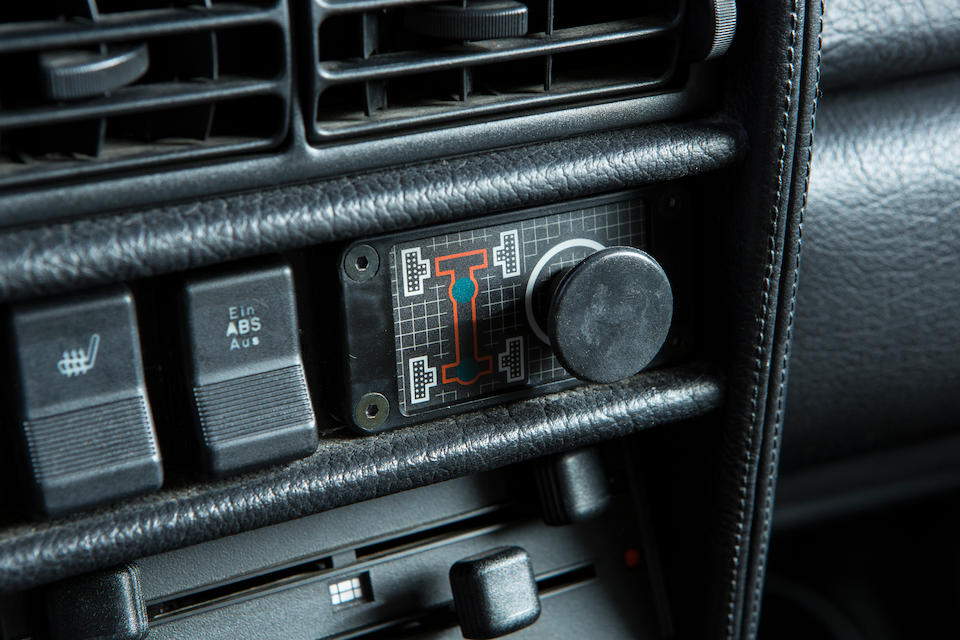 Circa 24,285 miles from new,1985 Audi Quattro Sport SWB Coupé  Chassis no. WAUZZZ85ZEA905206 Engine no. KW000031