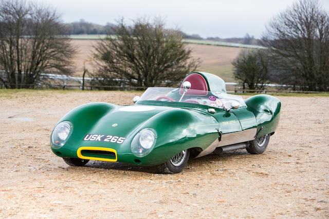 1958 Lotus Eleven Series 2 Le Mans Sports-racer  Chassis no. see text Engine no. 400/40/9422