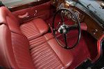 1953 Jaguar XK120 Drophead Coupé  Chassis no. 667082 Engine no. W3949-8
