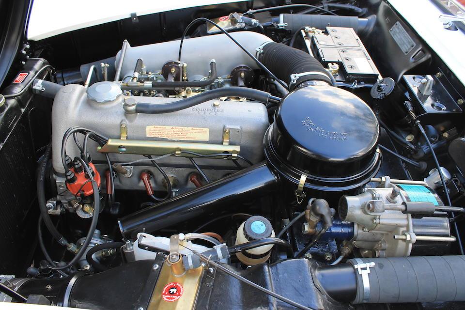 1962 Mercedes-Benz 190 SL   Chassis no. 121.040-10-022871 Engine no. 121.928-10-000775