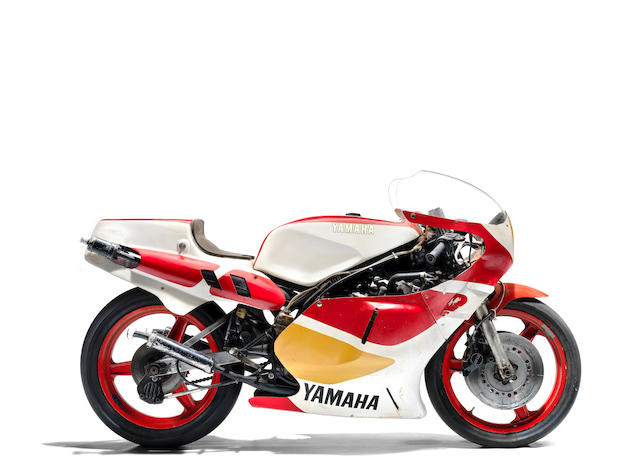 The ex-Fabian Looi, Brent Jones, Penang Grand Prix-winning,1982 Yamaha TZ500J Grand Prix Racing Motorcycle Frame no. 5Y9-000106 Engine no. 5Y9-000106