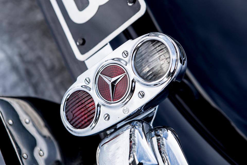 1938 Mercedes-Benz 540 K Cabriolet A  Chassis no. 154076 Engine no. 154076