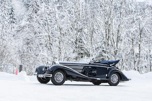 1938 Mercedes-Benz 540 K Cabriolet A  Chassis no. 154076 Engine no. 154076