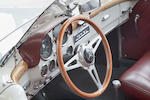 Ex-Joseph F Weckerle,1955 Mercedes-Benz 190 SL Clubsport Roadster  Chassis no. 121.042-5500594 Engine no. 121.921-7500896