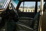 1968 Mercedes-Benz 600 Saloon  Chassis no. 100.012-12-001210 Engine no. 100.980-12-001266
