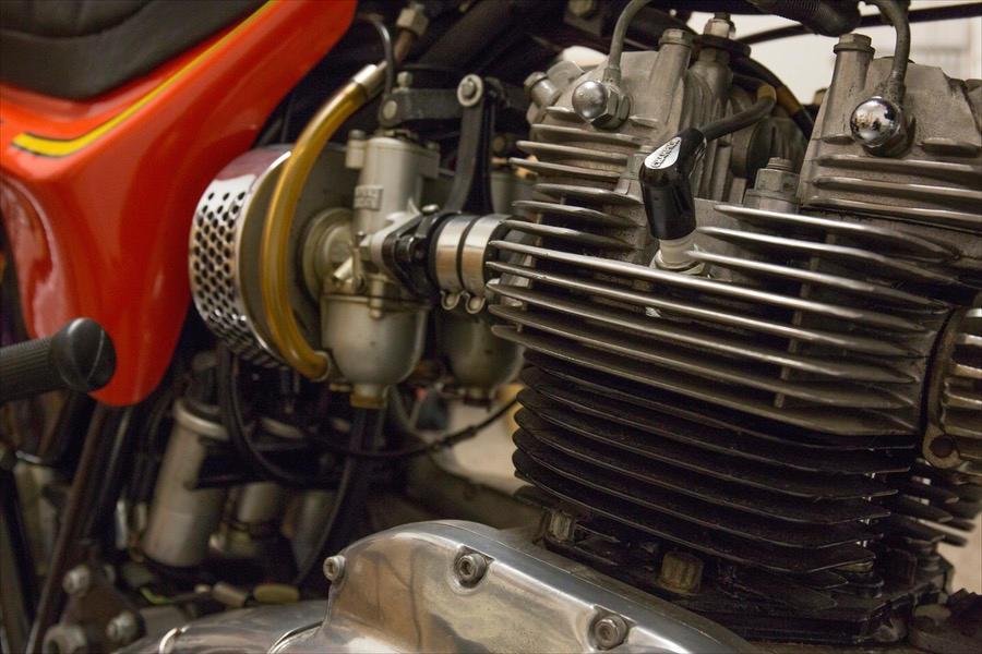 1972 Triumph 750cc X75 Hurricane Frame no. TRX75 KH00212 Engine no. V75V KH00212