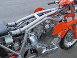 1972 Laverda 750SFC Replica Frame no. 750X10885 Engine no. 750X10885