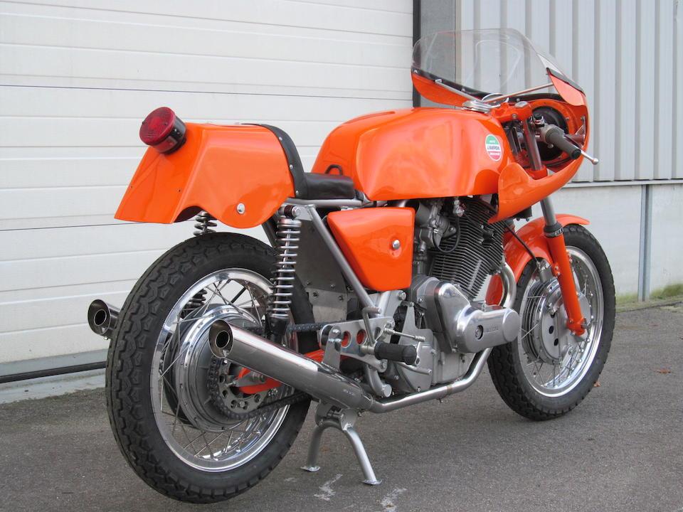 1972 Laverda 750SFC Replica Frame no. 750X10885 Engine no. 750X10885