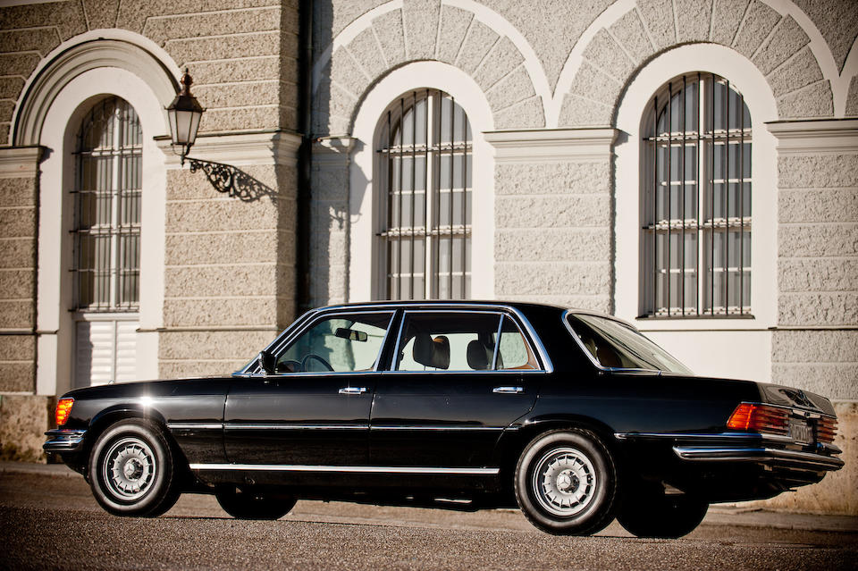 1979  Mercedes-Benz  450 SEL 6.9 Saloon  Chassis no. 116.036-12-006269  Engine no. 100.985-12-006383