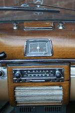 1958 Mercedes-Benz 220 S 'Ponton' Cabriolet  Chassis no. 180.030N8513310