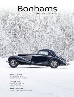 Bonhams Motoring Magazine