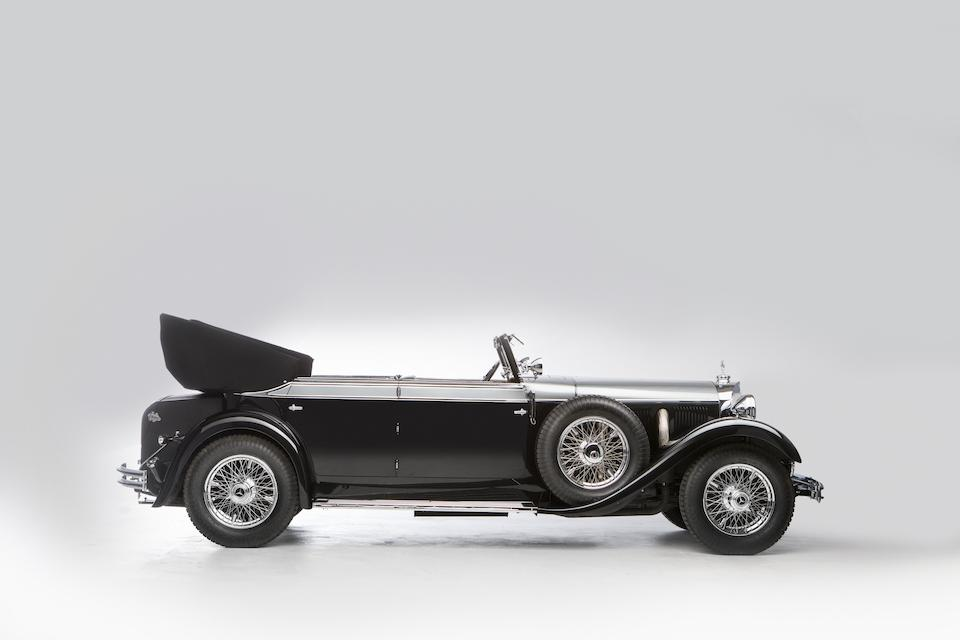 Originally the property of Erik Charell,1931 Mercedes-Benz 770 Cabriolet D (W 07)  Chassis no. 85205/R.B07/4 Engine no. 85205