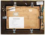 Samuel John Peploe RSA (British, 1871-1935) Paris Plage 15.7 x 23.5 cm. (6 1/4 x 9 1/4 in.)