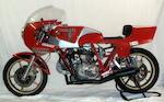 1979 Ducati 905cc NCR Racing Motorcycle Frame no. 75433 Engine no. 088971 DM 860