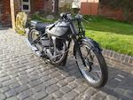 1932 Norton 490cc International Model 30 Frame no. 48879 Engine no. 54851