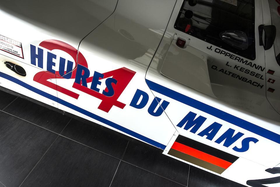 The Ex-Jürgen Oppermann/Otto Altenbach/Loris Kessel Obermaier Racing – first Porsche home at Le Mans,1990-93 Porsche Type 962 C Endurance Racing Competition Coupe  Chassis no. '962-155'