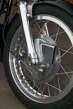 The property of Richard Hammond,1970 Triton 500cc 'Café Racer' Frame no. L122 67663 Engine no. T100 52804