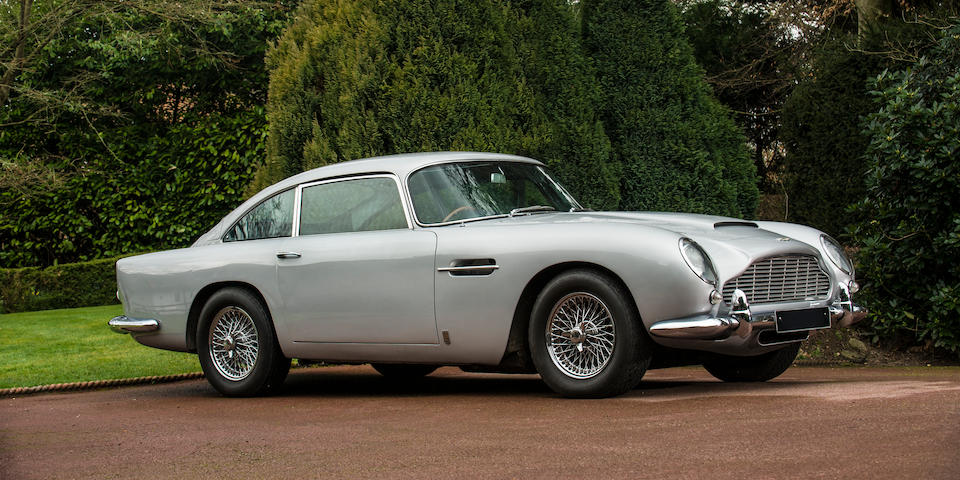 1964 Aston Martin DB5 4.2-Litre Sports Saloon  Chassis no. DB5/1560/R Engine no. 400/1548