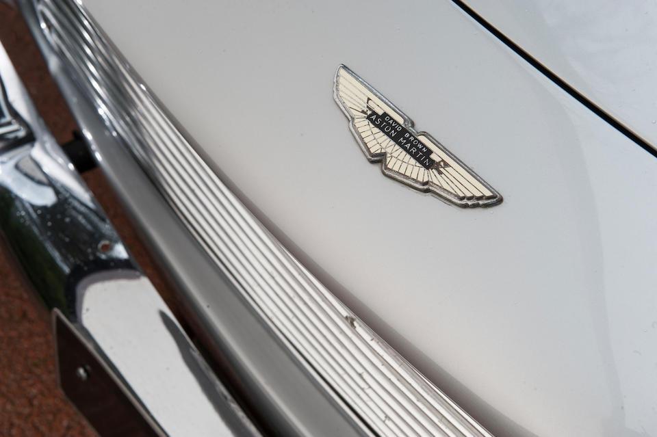 1964 Aston Martin DB5 4.2-Litre Sports Saloon  Chassis no. DB5/1560/R Engine no. 400/1548