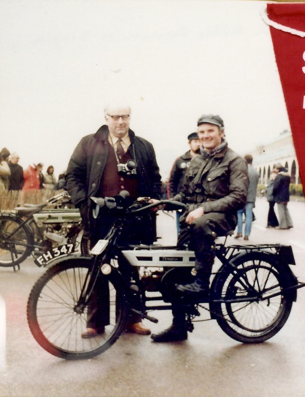1911 Douglas 2¾hp Model D Frame no. 549484 Engine no. 1711